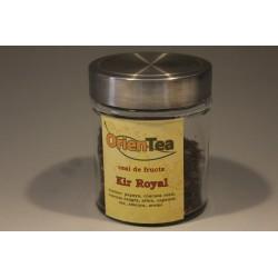 Kir Royal - Ceai de fructe...