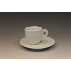 Ceasca espresso cu farfurie